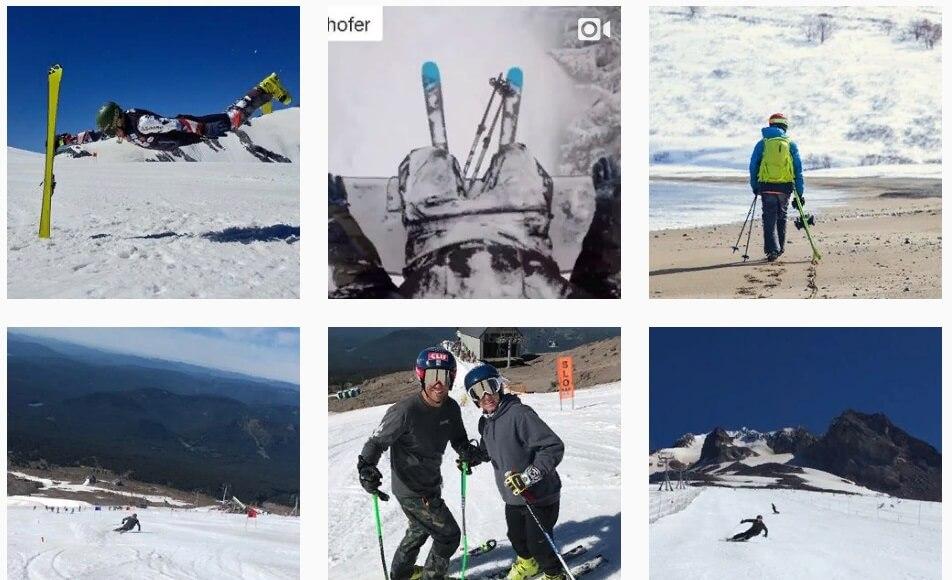 Официальная страница FISCHER SPORTS alpine наполнена очень ярким, удивительным контентом