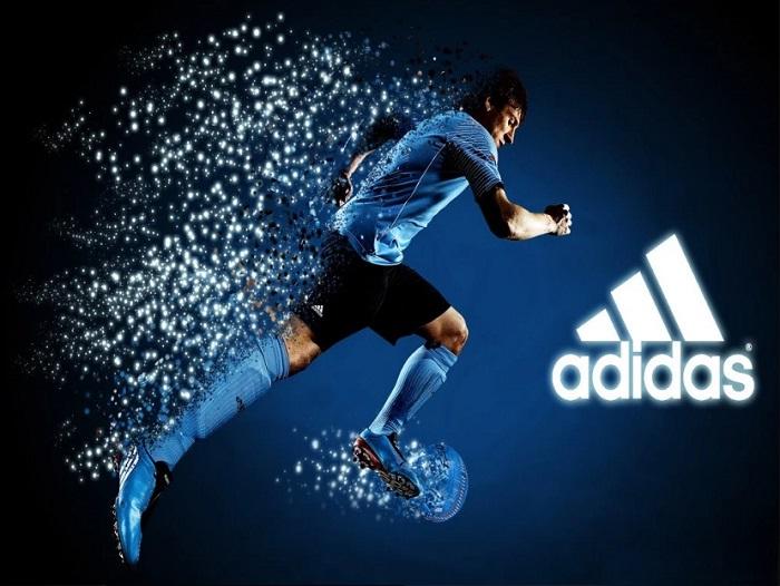 посол бренда adidas