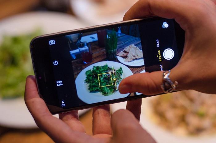 экспозиция на телефоне для снимков в инстаграм