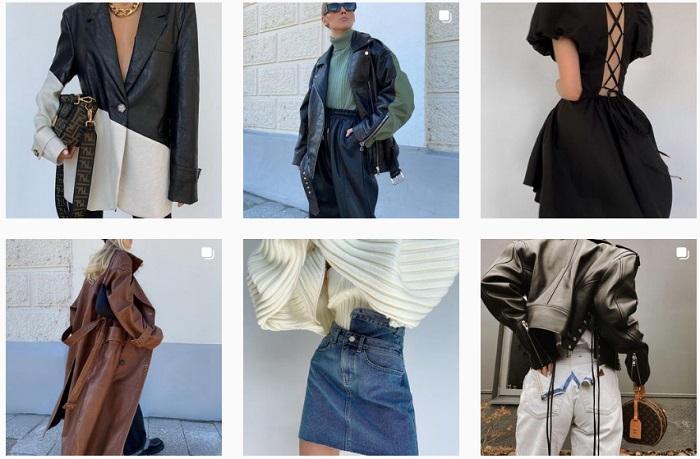 одежда для продаж в инстаграм