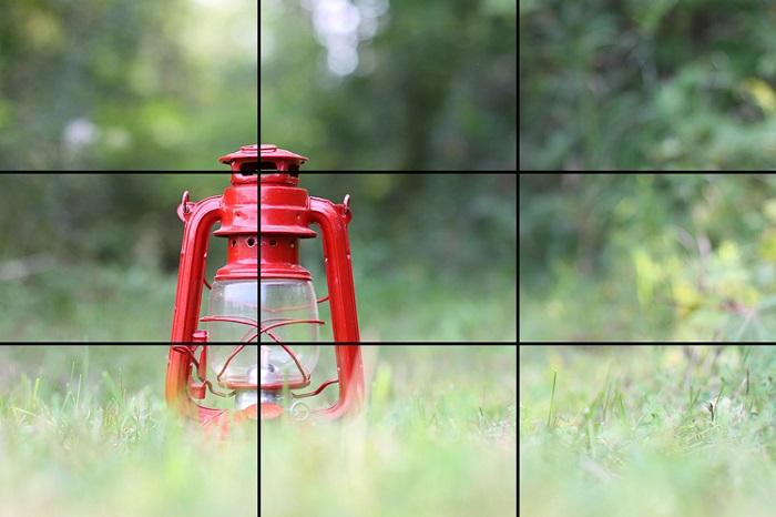 основы композиции для фото в инстаграм